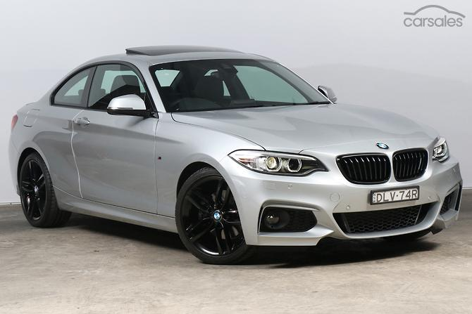 New Used BMW I M Sport Cars For Sale In Australia Carsales - Bmw 220i