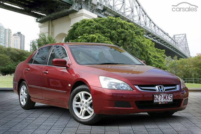 2007 Honda Accord VTi L Auto MY07