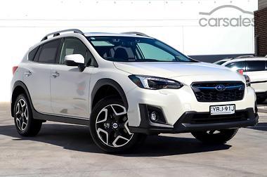 2019 Subaru Xv 2 0i S G5x Auto Awd My19