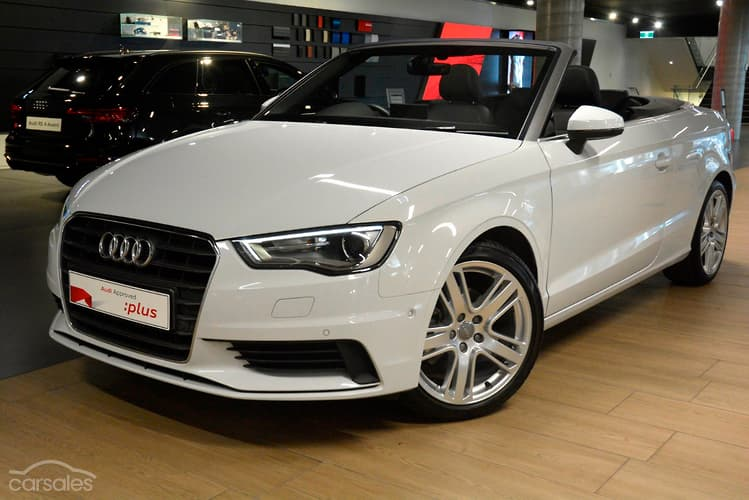 2015 Audi A3 Attraction Auto MY16