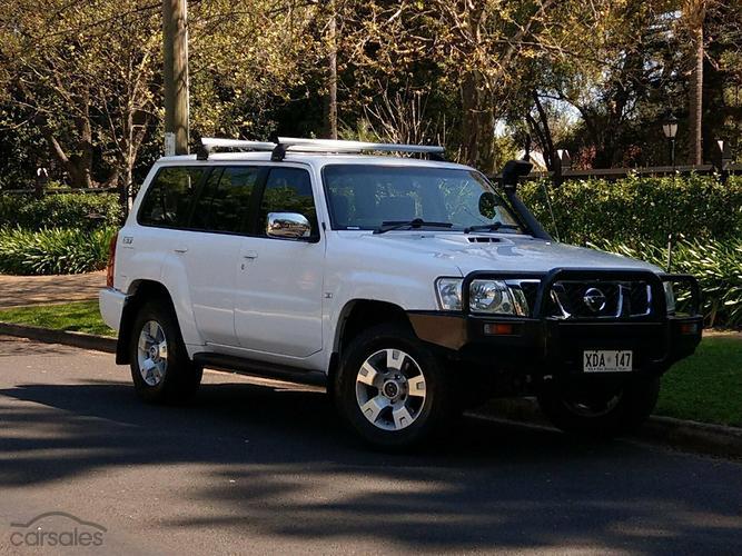 Nissan patrol st for sale