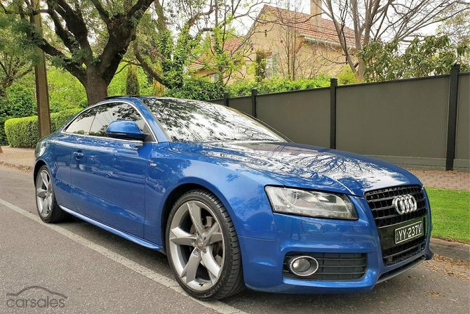 New Used Audi A Cars For Sale In Australia Carsalescomau - Used audi a5