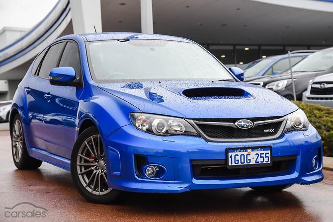 New Used Subaru Impreza Wrx Cars For Sale In Australia Carsales