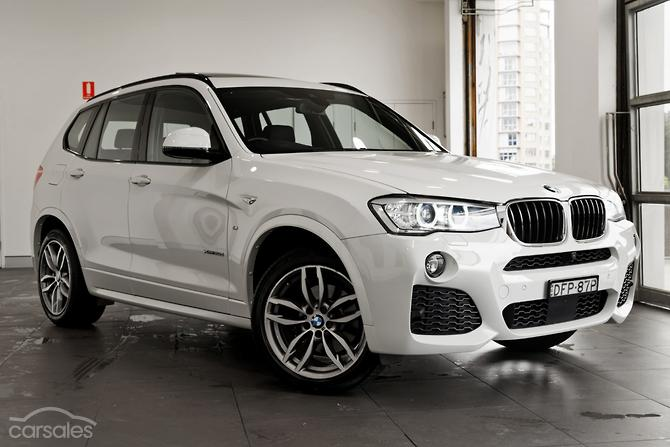 New Used Bmw X Models X3 White Suv Family Automatic 5 Doors Diesel