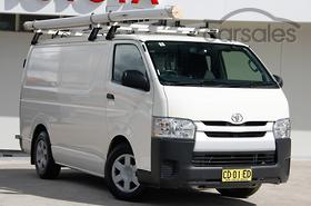 f785848332 New   Used Toyota Hiace cars for sale in Central Coast New South ...
