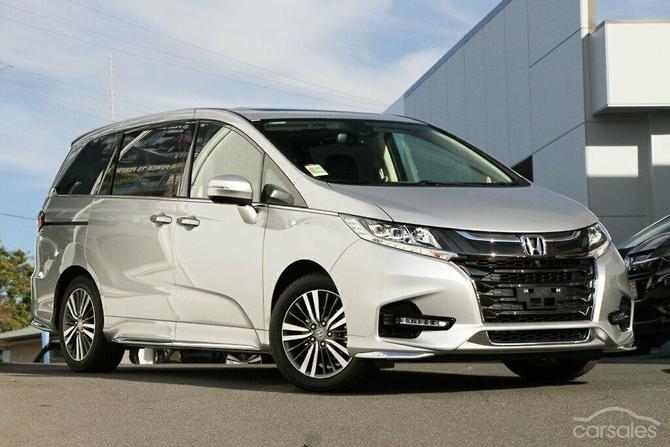 2018 Honda Odyssey VTi L Auto MY18