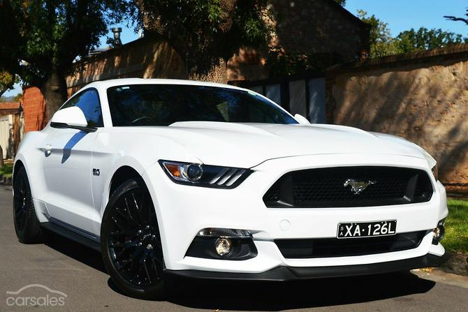 New Used Ford 2 Doors Cars For Sale In South Australia Carsales
