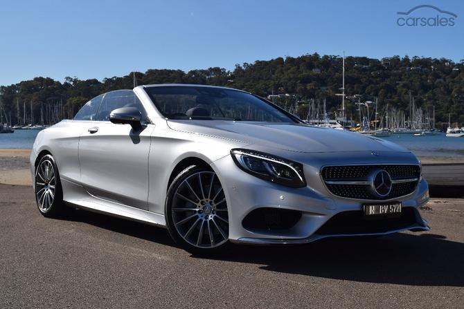 New  Used MercedesBenz S500 cars for sale in Australia