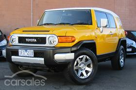 New Used Toyota Yellow Suv Cars For Sale In Australia Carsales
