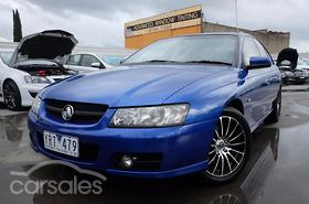 New  Used Holden Commodore SV6 VZ cars for sale in Australia