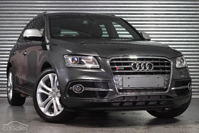 New Used Audi Cars For Sale In Australia Carsalescomau - Audi all models list