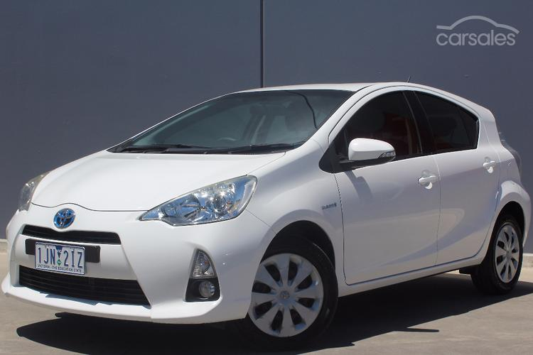 Used Toyota Prius >> New Used Toyota Prius C Cars For Sale In Australia Carsales Com Au