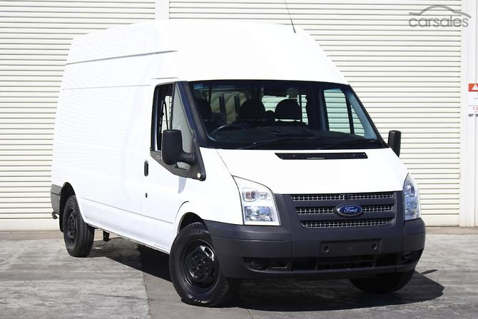 New Used Ford Transit Cars For Sale In Australia