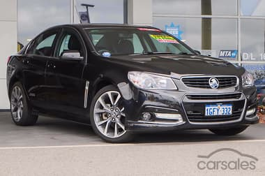 New  Used Holden Commodore SS V VF cars for sale in Australia