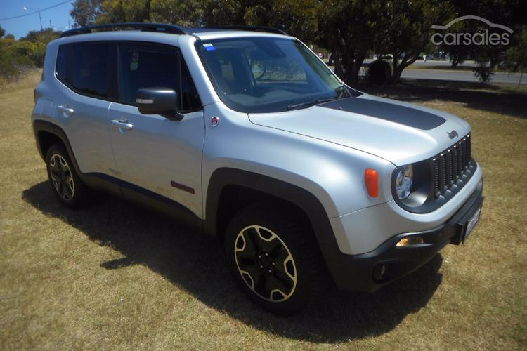 Jeep Renegade Trailhawk For Sale >> New Used Jeep Renegade Trailhawk Cars For Sale In Australia