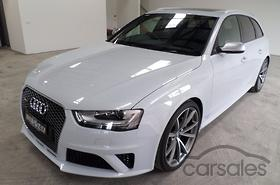 New  Used Demo Audi RS4 cars for sale in Australia  carsalescomau