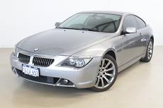 New Used BMW I Cars For Sale In Australia Carsalescomau - 2013 bmw 650i convertible