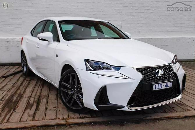 New used lexus is350 f sport cars for sale in australia 2017 lexus is350 f sport auto sciox Image collections