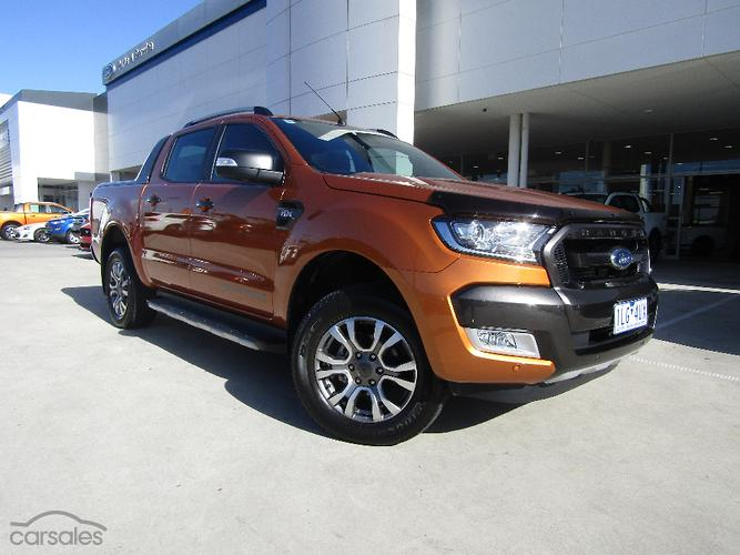 2016 Ford Ranger Wildtrak PX MkII Auto 4x4 Double Cab & New u0026 Used Ford Ranger cars for sale in Victoria - carsales.com.au markmcfarlin.com