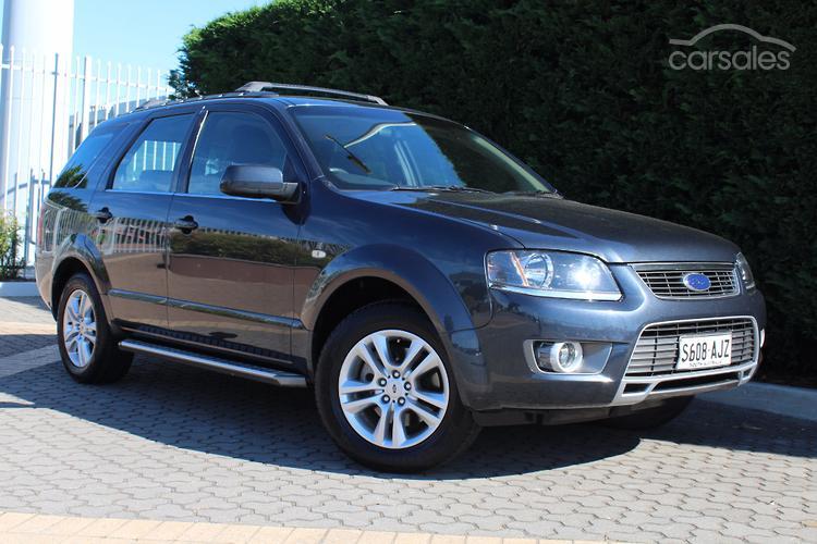2010 Ford Territory TS SY MKII Auto RWD & New u0026 Used Ford Territory TS cars for sale in Australia - carsales ... markmcfarlin.com