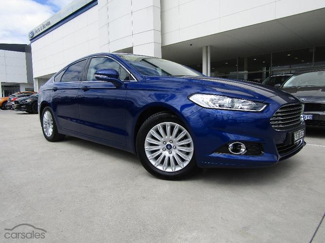 2016 Ford Mondeo Trend MD Auto & New u0026 Used Ford cars for sale in Australia - carsales.com.au markmcfarlin.com