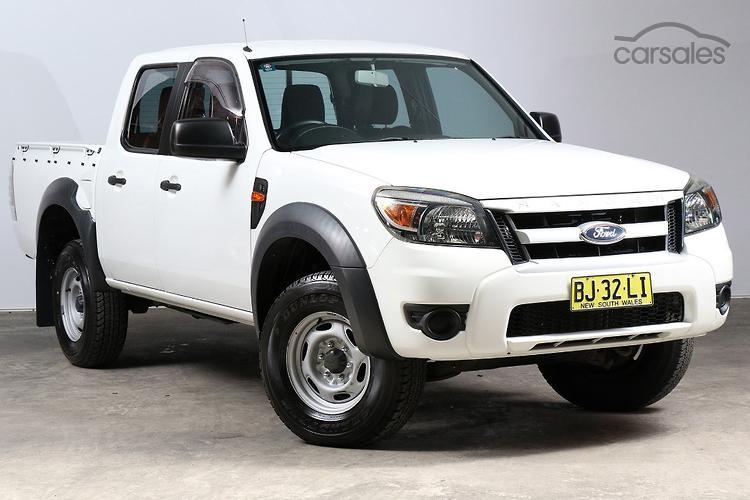 2010 Ford Ranger XL Hi-Rider PK Auto & New u0026 Used Ford cars for sale in Australia - carsales.com.au markmcfarlin.com