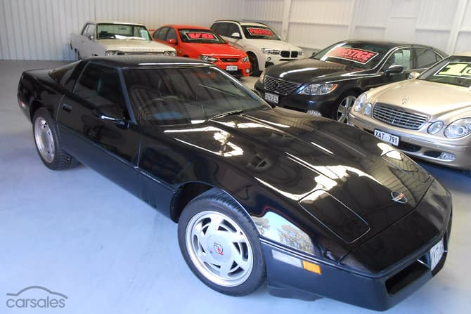 New used chevrolet corvette cars for sale in australia 1988 chevrolet corvette manual my88 solutioingenieria Gallery