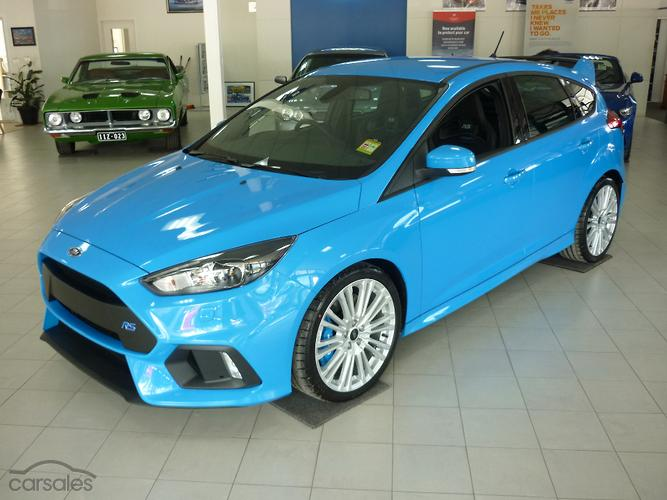 2017 Ford Focus RS LZ Manual AWD & New u0026 Used Ford Focus Blue cars for sale in Australia - carsales ... markmcfarlin.com