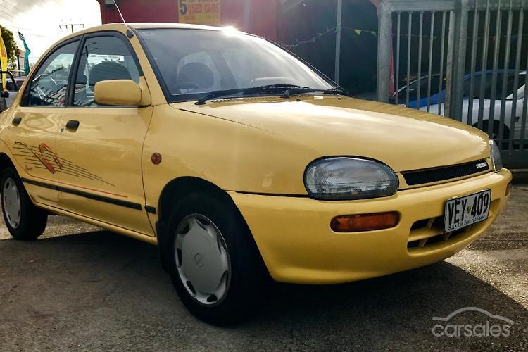 new & used mazda 121 cars for sale in australia - carsales.au