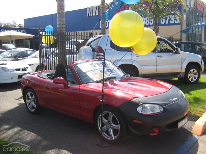 2001 mazda mx 5 nb series 2 manual rh carsales com au 2000 Mazda MX-5 2001 Mazda Protege
