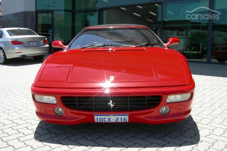 New Amp Used Ferrari Cars For Sale In Perth Western
