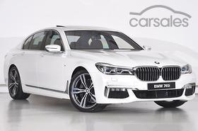 2016 BMW 740i G11 Auto