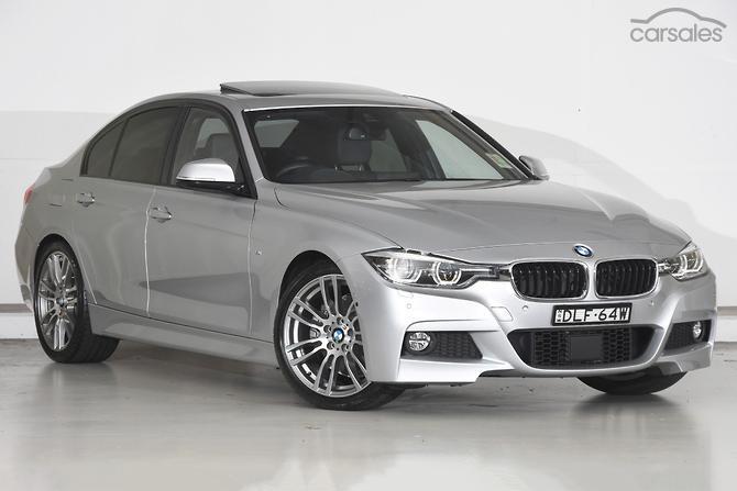 2016 BMW 330i M Sport F30 LCI Auto