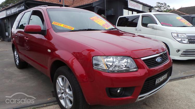 2009 Ford Territory TS SY MKII Auto RWD & New u0026 Used Ford Territory cars for sale in Sydney Metro New South ... markmcfarlin.com