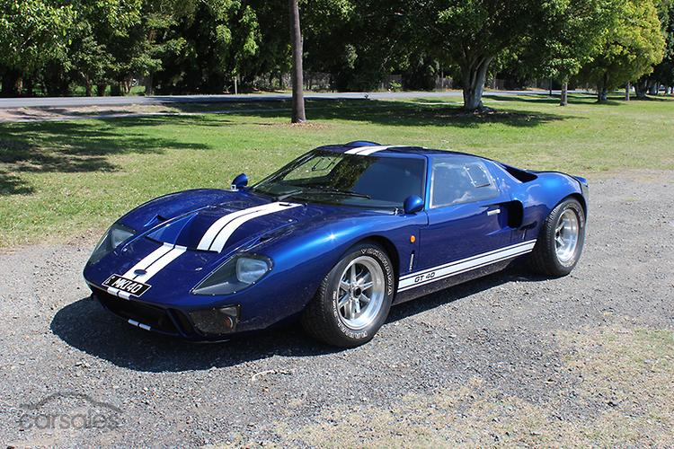 Ford Gt Manual