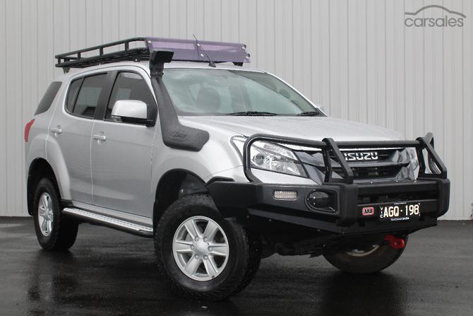 New used isuzu suv cars for sale in melbourne victoria 2015 isuzu mu x ls m auto 4x4 my15 sciox Image collections