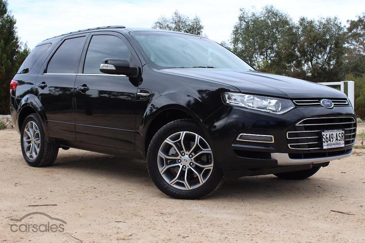 & New u0026 Used Ford Territory cars for sale in Australia - carsales.com.au markmcfarlin.com
