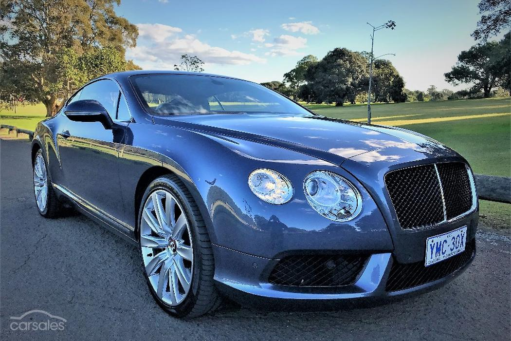 2014 bentley continental gt v8 auto 4x4 my14