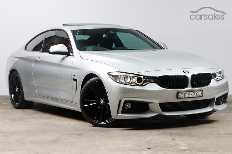 Great 2016 BMW 420i M Sport F32 Auto