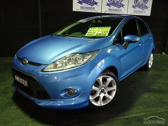& New u0026 Used Ford Fiesta cars for sale in Australia - carsales.com.au markmcfarlin.com