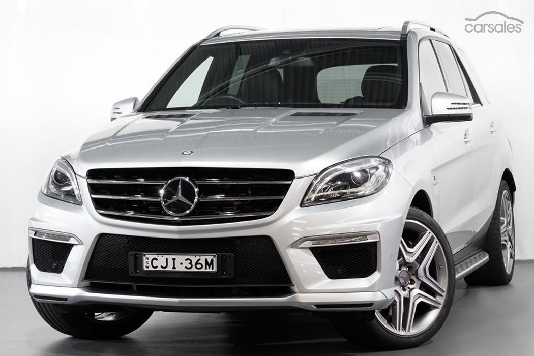 new used mercedes benz ml63 cars for sale in australia. Black Bedroom Furniture Sets. Home Design Ideas