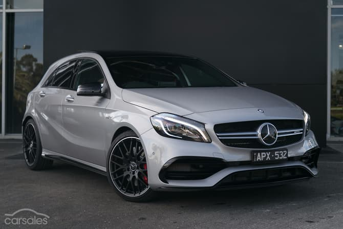 New  Used MercedesBenz A45 AMG cars for sale in Australia