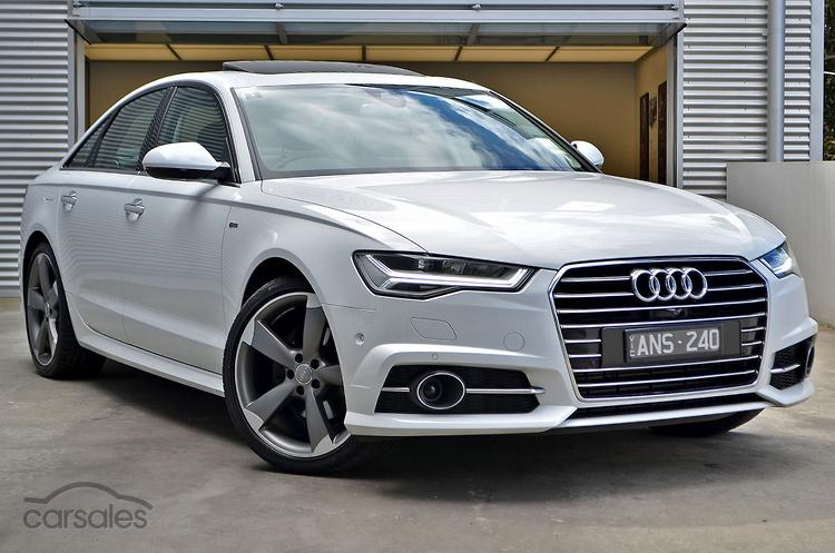 2017 Audi A6 Auto MY17