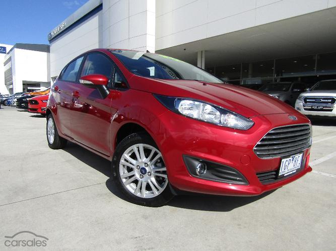 & New u0026 Used Ford Fiesta cars for sale in Victoria - carsales.com.au markmcfarlin.com