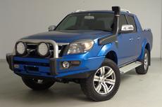2010 Ford Ranger Wildtrak PK Auto 4x4