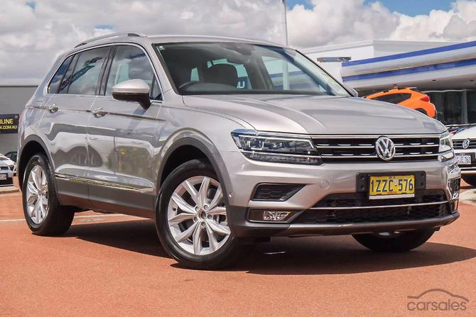 New  Used Volkswagen Tiguan 162TSI Highline cars for sale in
