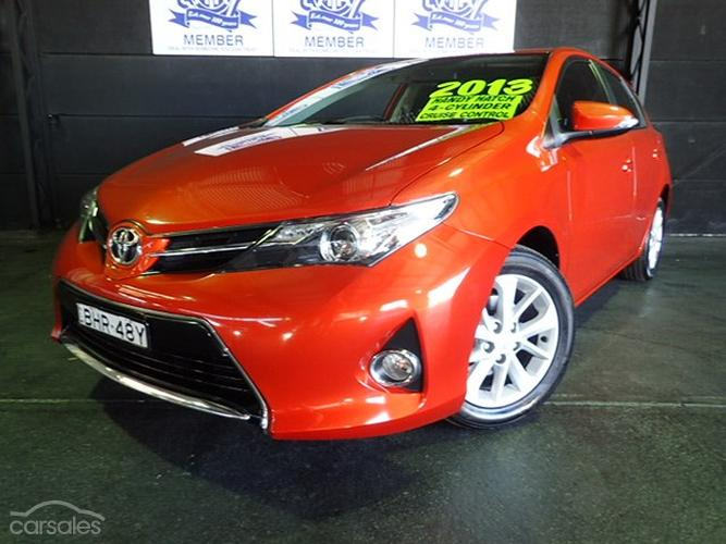 Gallery Of Hatch Toyota Show Low. New U0026 Used Toyota Corolla Orange Cars For  Sale In