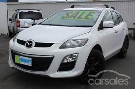 new & used mazda cx-7 cars for sale in brisbane queensland