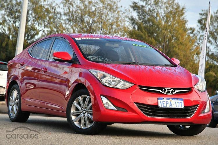 Hyundai elantra trophy 2015