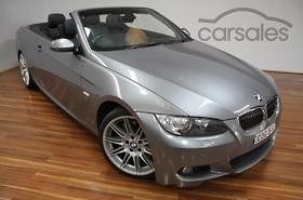New  Used BMW 335i Convertible Manual cars for sale in Australia